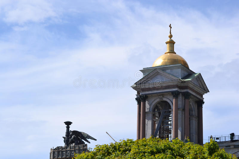 St. Isaac S Cathedral, Royalty Free Stock Images