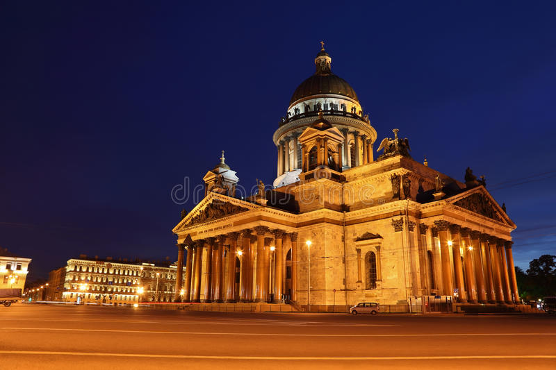 Download St. Isaac's Cathedral In Saint-Petersburg Stock Image - Image: 18848721