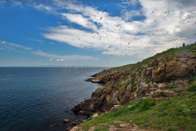 St Ivan d'île photographie stock libre de droits