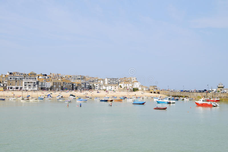 St Ives stock afbeelding