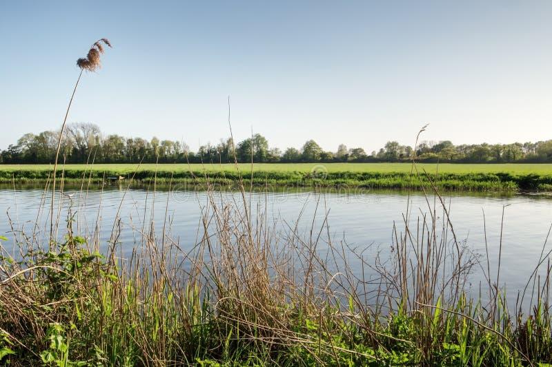 St Ives in Cambridgeshire Engeland royalty-vrije stock afbeeldingen