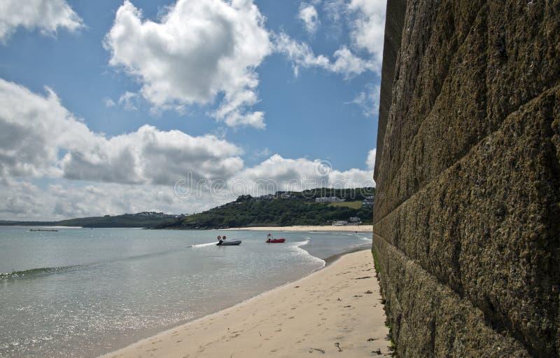 St Ives, Cornualha fotos de stock