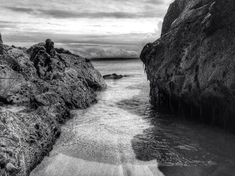 St Ives Cornwall foto de archivo