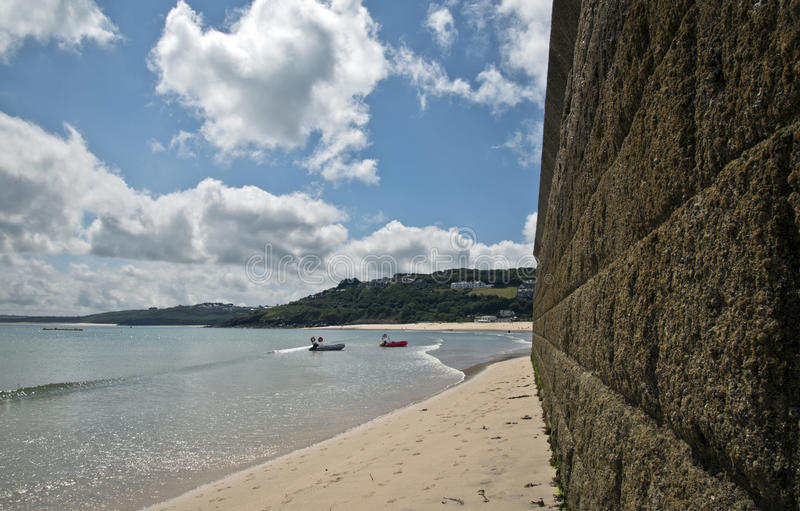 St Ives, Cornwall stock foto's