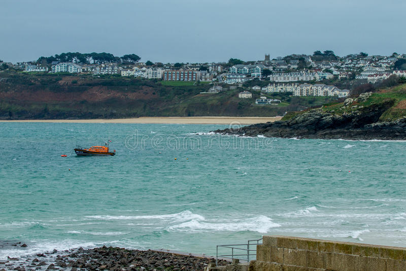 St Ives Cornwall stock fotografie