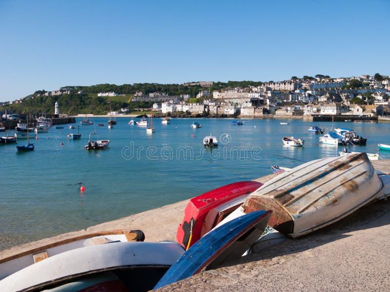 St Ives Cornwall Engeland stock fotografie