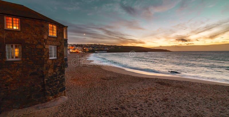 St Ives, Cornwall, Engeland royalty-vrije stock afbeeldingen