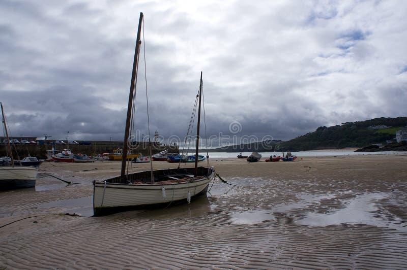 St Ives, Cornwall, het UK royalty-vrije stock foto's