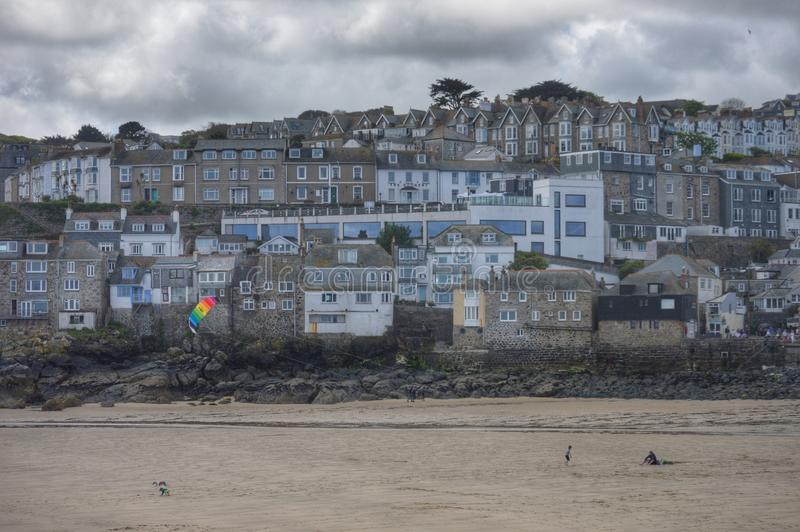 St Ives Kite royalty free stock photo