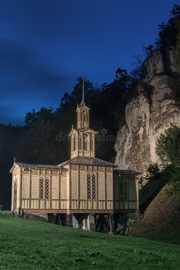 St James Chapel immagine stock
