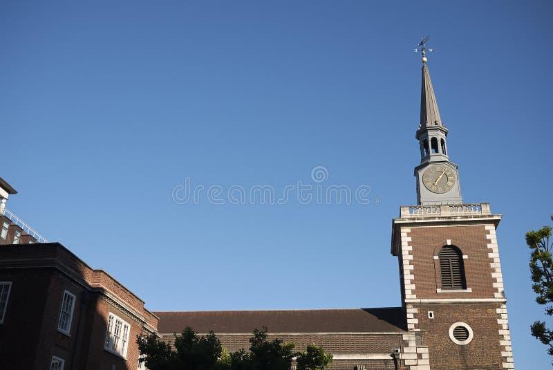 St James Church fotografie stock