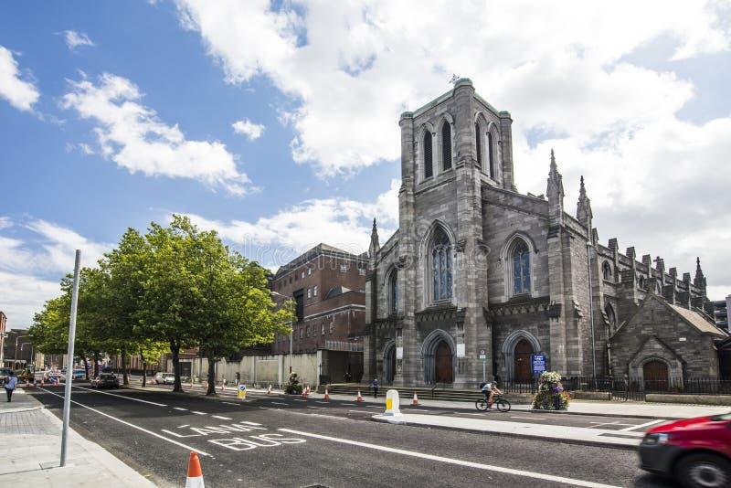 St James Church, Dublino, Irlanda fotografia stock