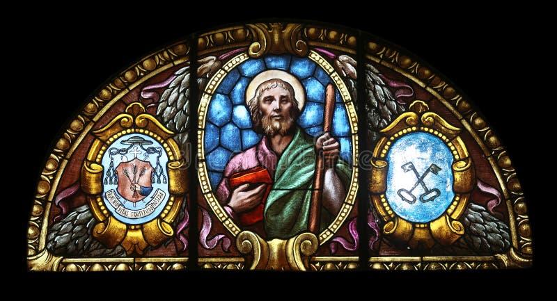 St James det större arkivbild