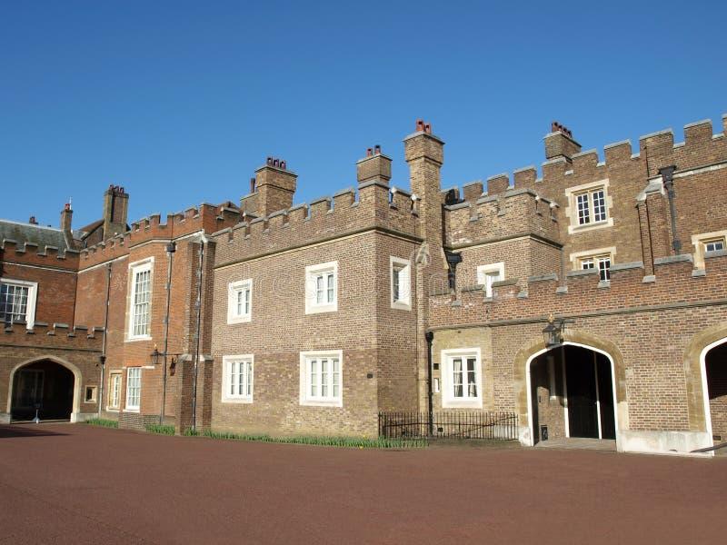 St James Palace stock foto