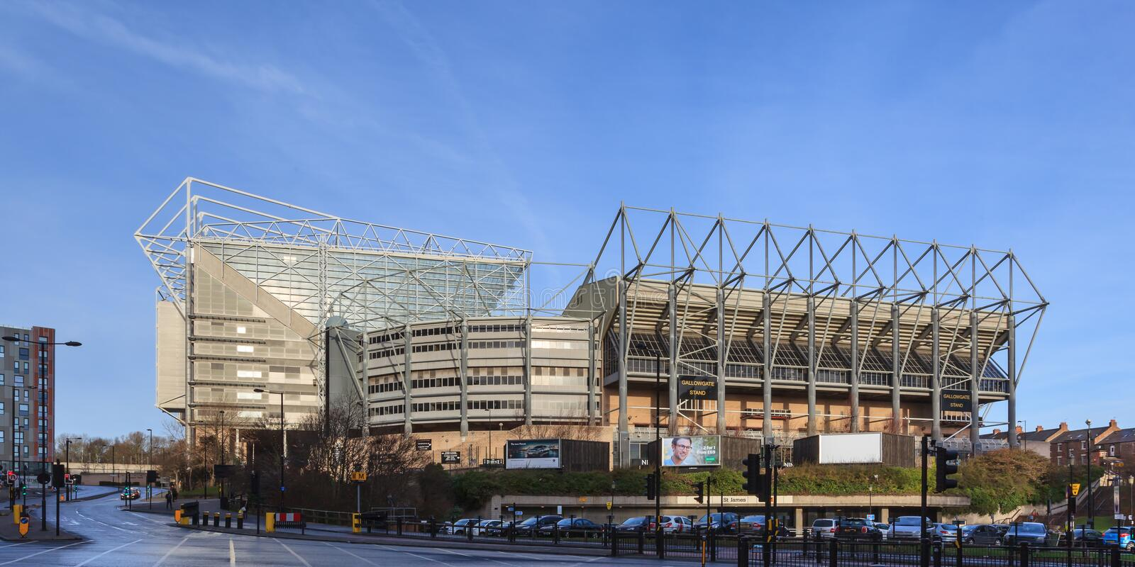 St James' Park royalty free stock image