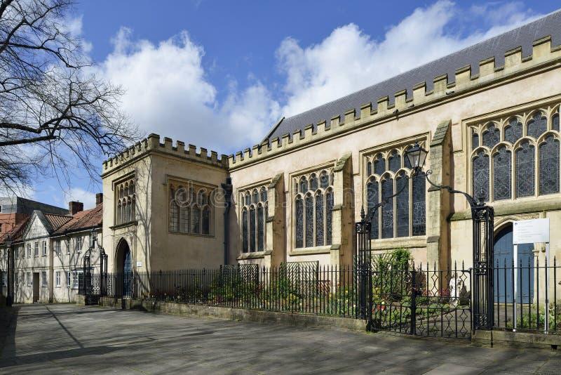 St James Priory obraz royalty free