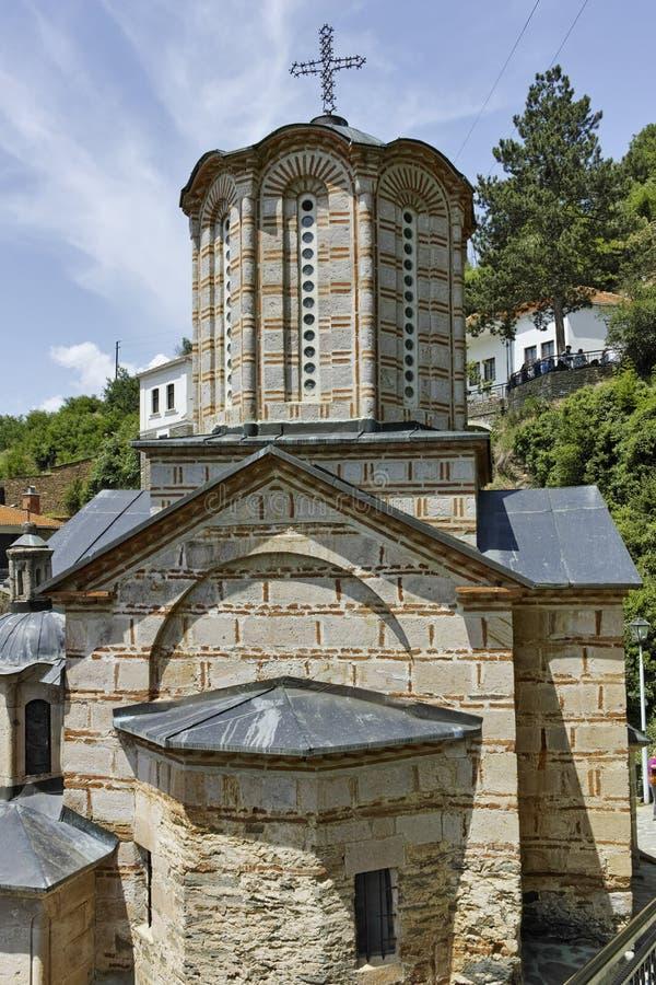 St Joachim del monastero di Osogovo di Osogovo immagini stock