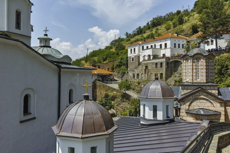 St Joachim del monastero di Osogovo di Osogovo fotografie stock