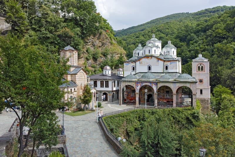 St Joachim del monastero di Osogovo di Osogovo fotografia stock