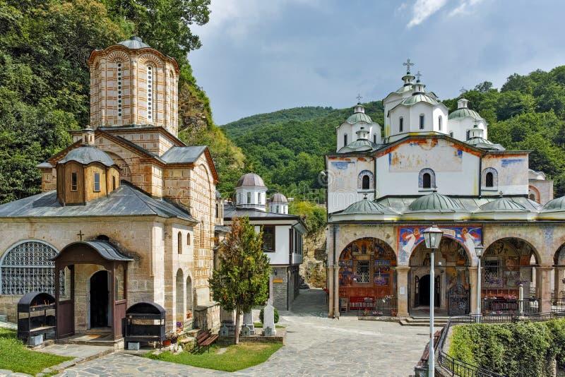 St Joachim del monastero di Osogovo di Osogovo immagine stock libera da diritti