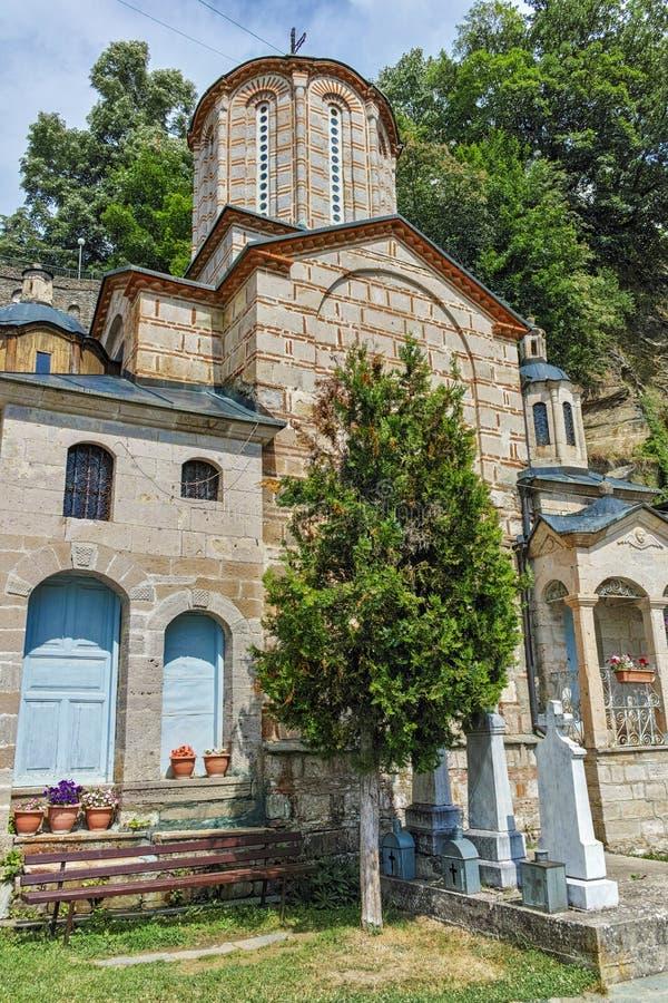 St Joachim del monastero di Osogovo di Osogovo fotografia stock libera da diritti