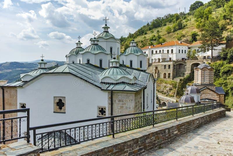 St Joachim del monastero di Osogovo di Osogovo fotografie stock libere da diritti