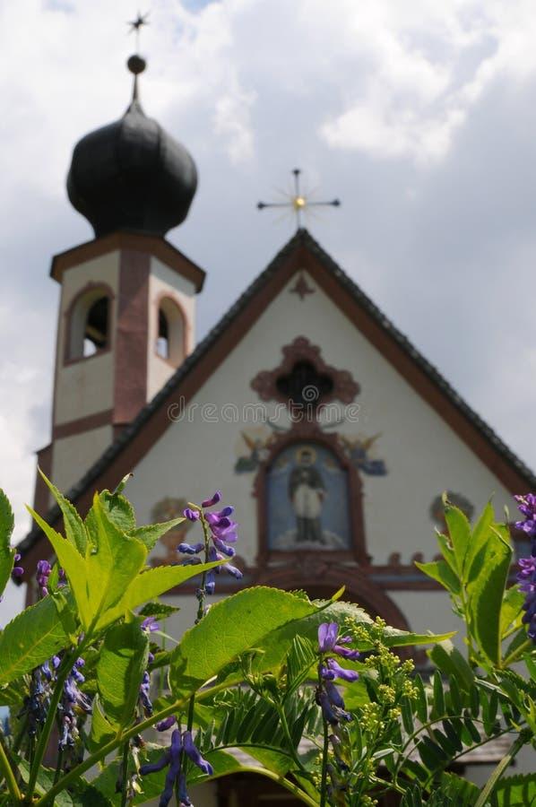 Download St Johann Church, Santa Maddalena, Val Di Funes, Dolomites Stock Photo - Image of backgrounds, dolomia: 83716220