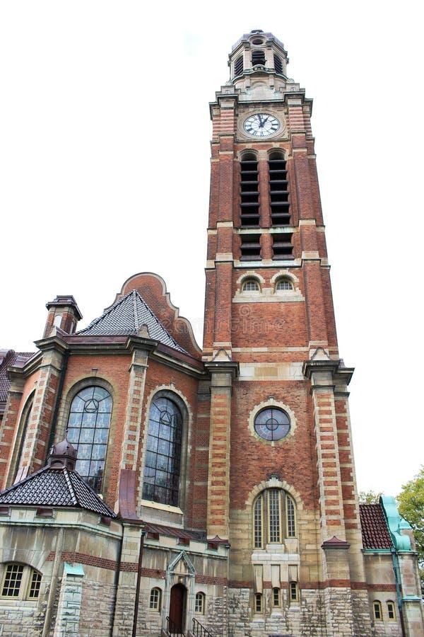 St Johannes Church en Malmö, Suecia foto de archivo libre de regalías