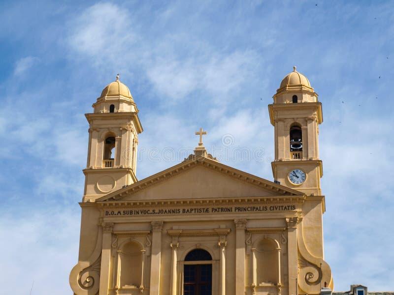 St. John Baptist lizenzfreies stockfoto
