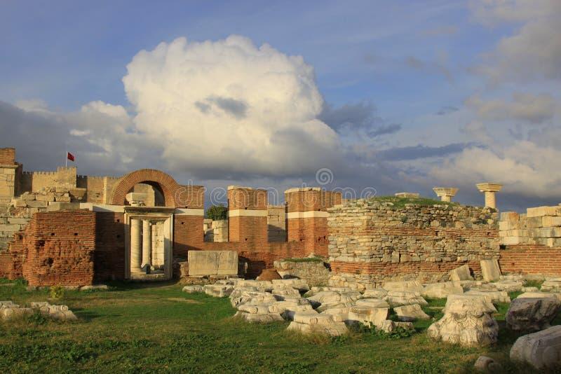 St John Basilica royalty-vrije stock foto