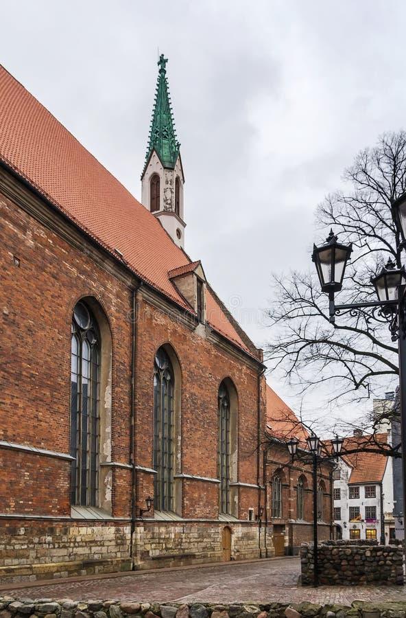 St John Church, Riga images stock