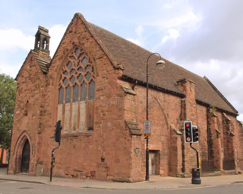 St John Hospital, Coventry fotos de stock