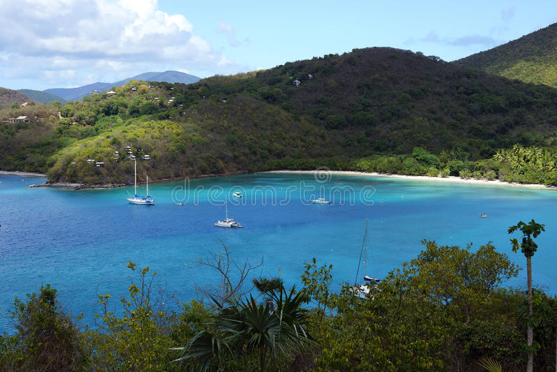 St. John, Islas Vírgenes de los E.E.U.U. fotos de archivo