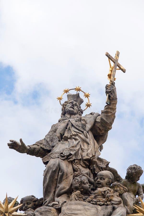 St John Nepomuk стоковые изображения