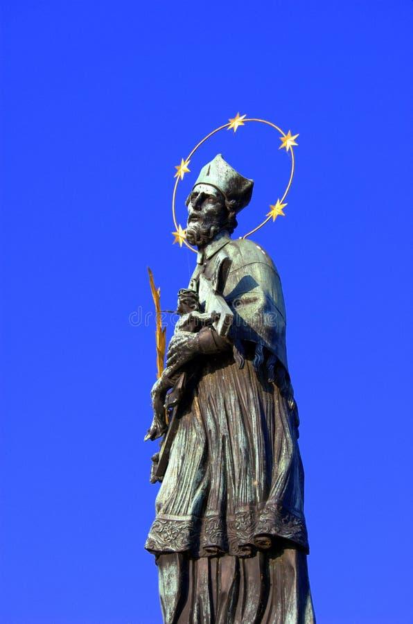 Download St.John of Nepomuk stock photo. Image of mood, church - 7745570