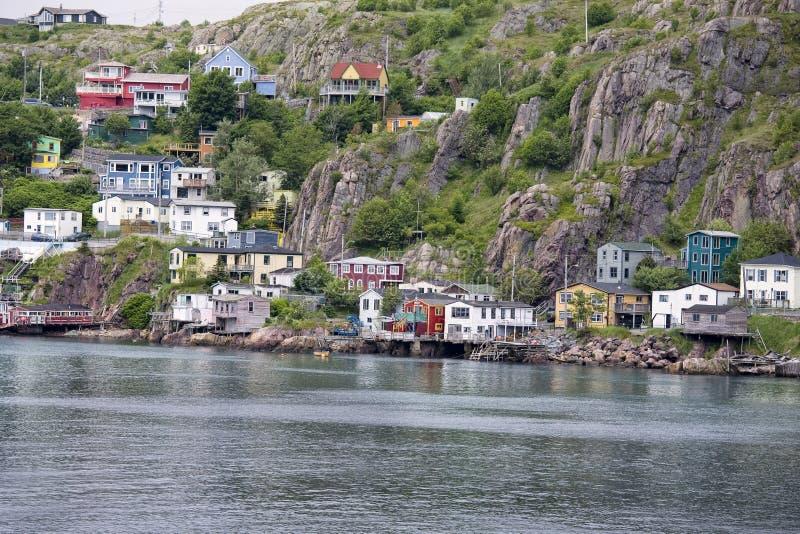 St. John, Newfoundland royalty-vrije stock fotografie