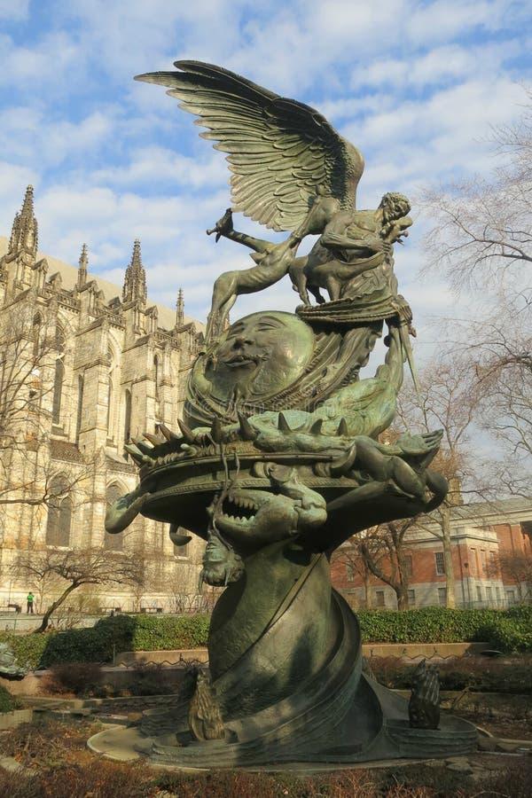St John o divino imagens de stock royalty free