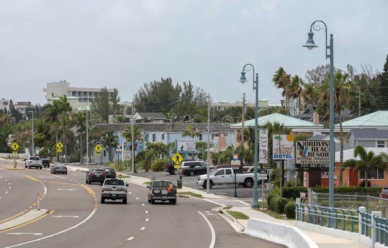 St John Pasdorp, Florida, de V.S. royalty-vrije stock foto's
