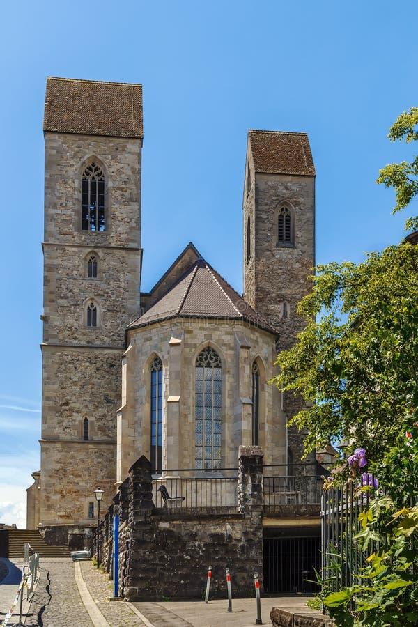 Free St. John`s Church, Rapperswil Royalty Free Stock Photo - 88477015