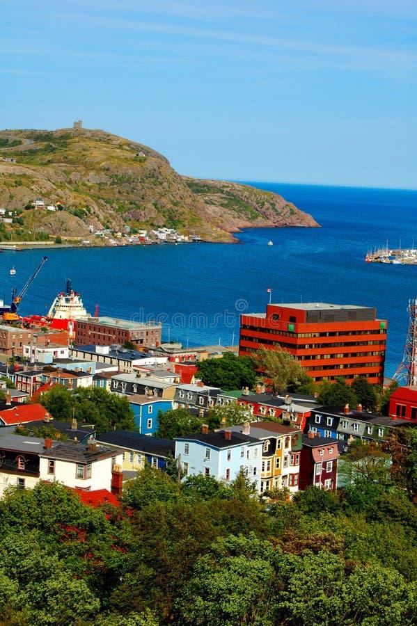 St John, Terranova immagine stock