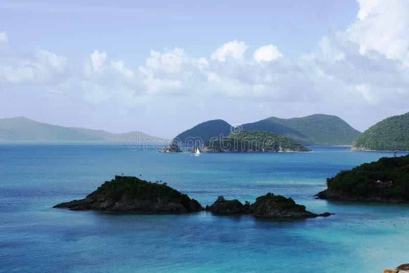 St John, US Virgin Islands stock photo