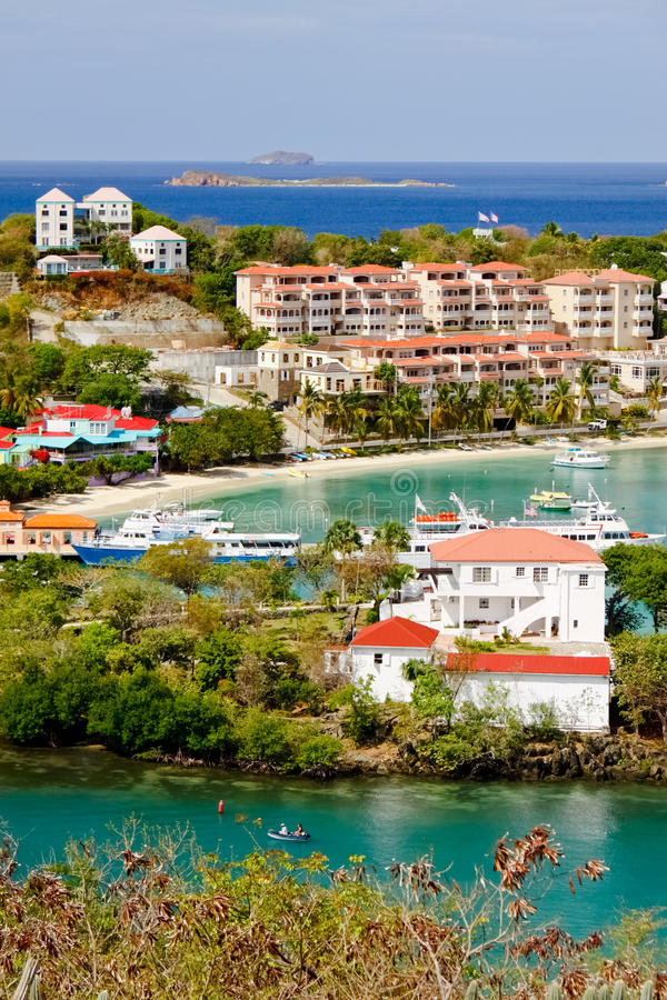 Cruz Bay St John Hotels