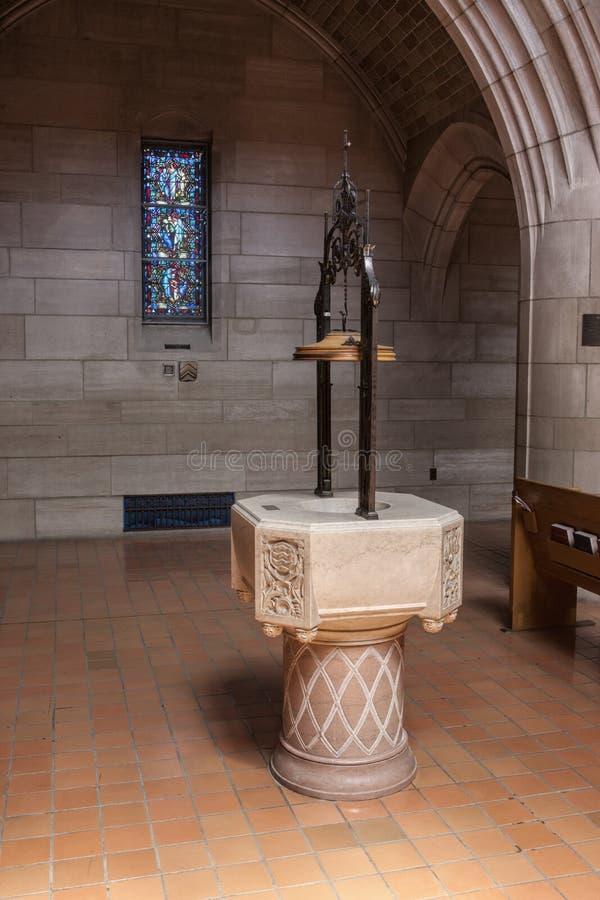 St Johns kerkartefact royalty-vrije stock fotografie