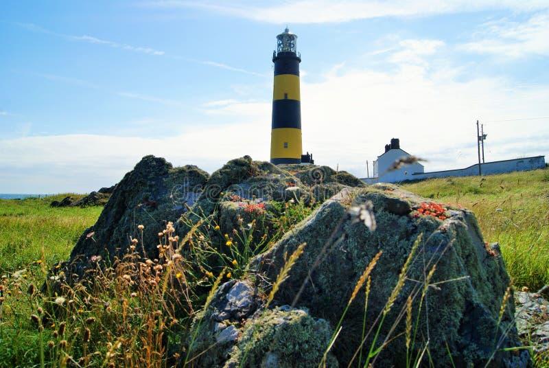 St Johns latarnia morska obraz stock