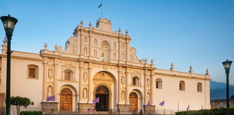 St. Jose Parrish, Antigua, Guatemala lizenzfreie stockfotografie