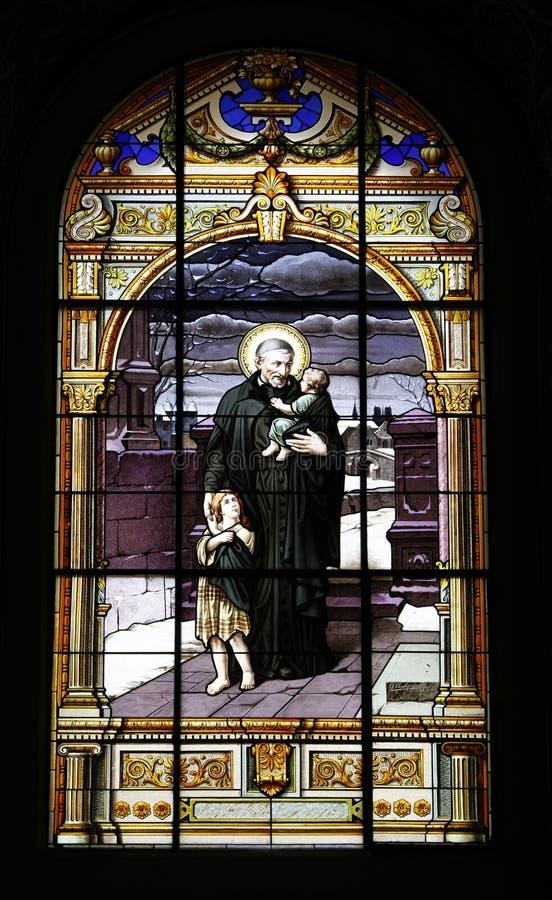 st joseph собора базилики стоковые фото
