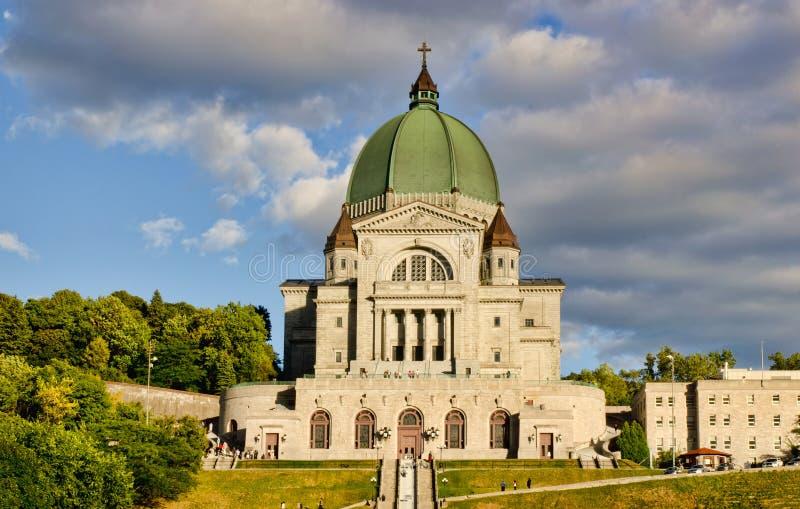 Download St.Joseph Beredsamkeit In Montreal Stockbild - Bild von quebec, fassade: 26366569