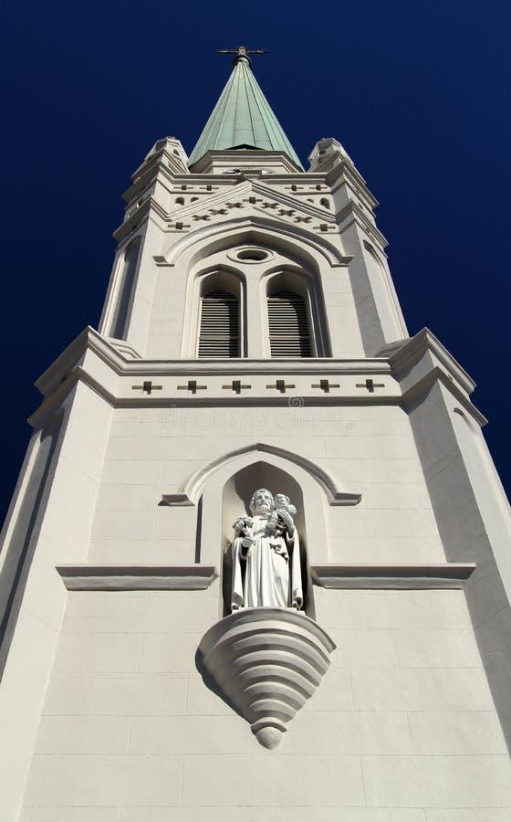 St Joseph Cathedral immagini stock