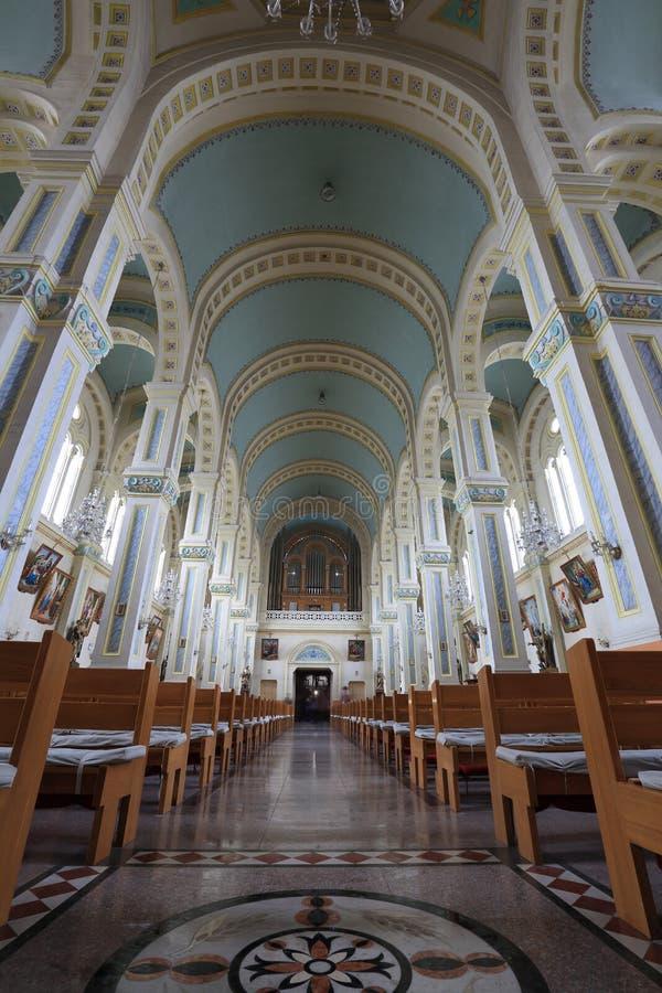 St Joseph Cathedral (Tianjin) fotos de stock royalty free