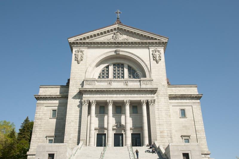 St Joseph krasomówstwo Montreal, Kanada - zdjęcia stock